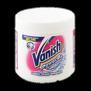 Vanish power O2 crystal whites powder 400g