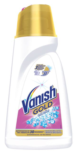 Vanish Gold Oxi Action White Gel