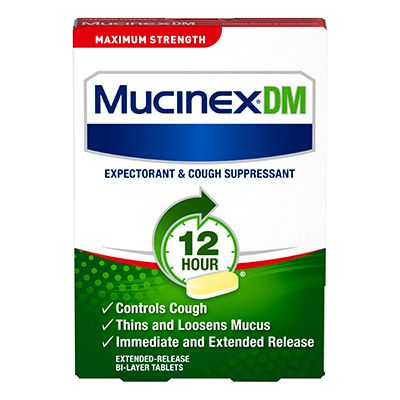 MUCINEX® Product Detail