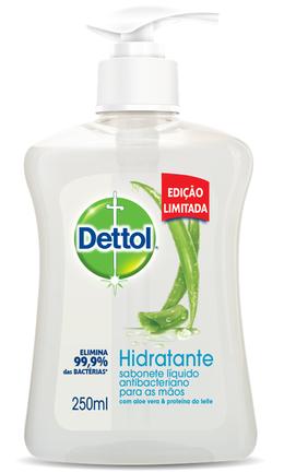 Dettol Sabonete Líquido para as Mãos  Hidratante