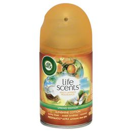 Life Scents® Sunshine Cotton Freshmatic® Ultra Automatic Spray