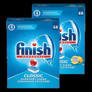 Finish Classic tablete za strojno pranje posuđa