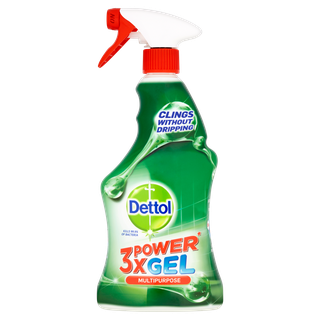 Dettol 3x Power Gel Multipurpose