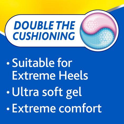 Scholl GelActiv Insoles Extreme Heels