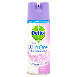 Dettol All In One Disinfectant Spray Jasmine Fields