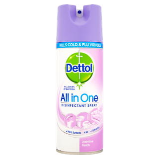 Dettol All In One Disinfectant Spray - Jasmine Fields