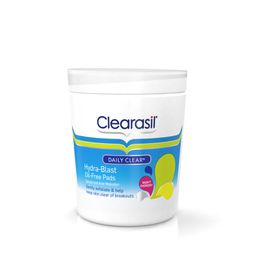 Daily Clear Oil-Free Daily Face Pads