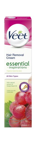 Essential Inspirations Hair Removal Cream Legs & Body
