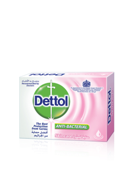 Dettol Anti-Bacterial Bar Soap Skin Care 90gm