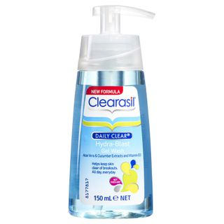Clearasil Daily Clear Oil Free Gel Wash 150ml