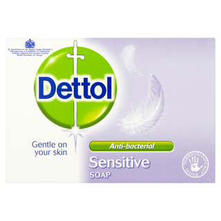 Dettol Antibacterial Sensitive Bar Soap