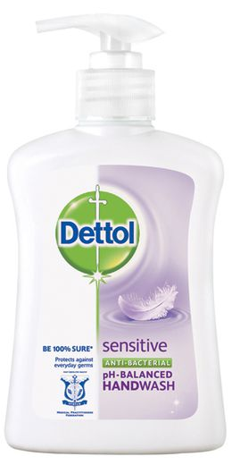 Sabun Tangan Dettol Antibakteria Sensitive