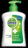Sabun Cuci Tangan Anti Bakteri Dettol Original (110ml)