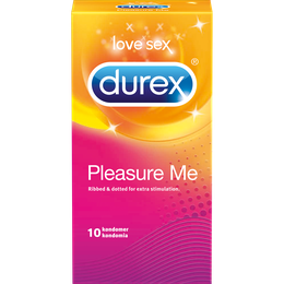 Durex Pleasure Me 10