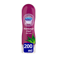 Durex Play Massage 2 en 1 Aloe Vera 200 ml