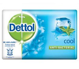Dettol Antibacterial Cool Bar Soap