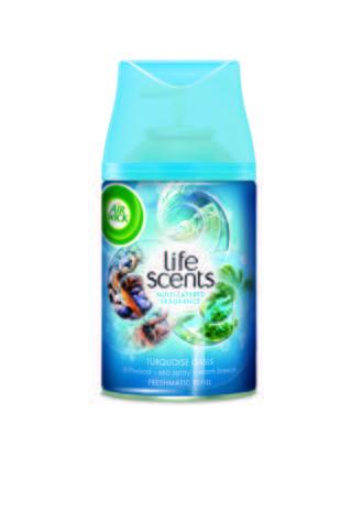 Turquoise Oasis Freshmatic Refill
