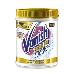 Vanish Gold for Whites Oxi Action Powder