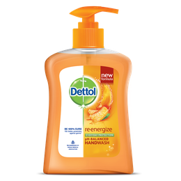 Dettol Re-energise pH-balanced Hand Wash
