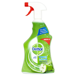 Dettol Power & Fresh Green Apple 1000ml