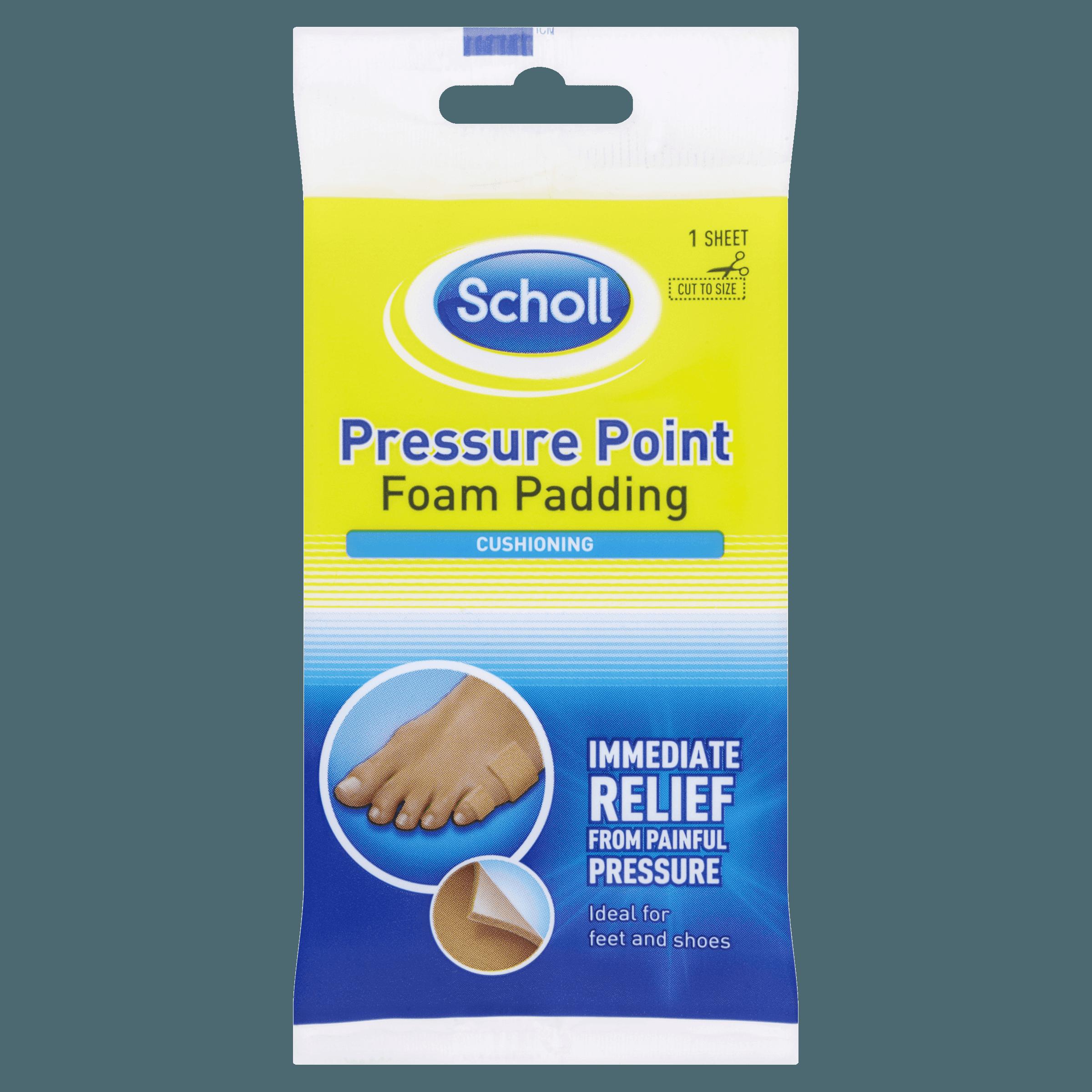 Pressure Point Foam Padding