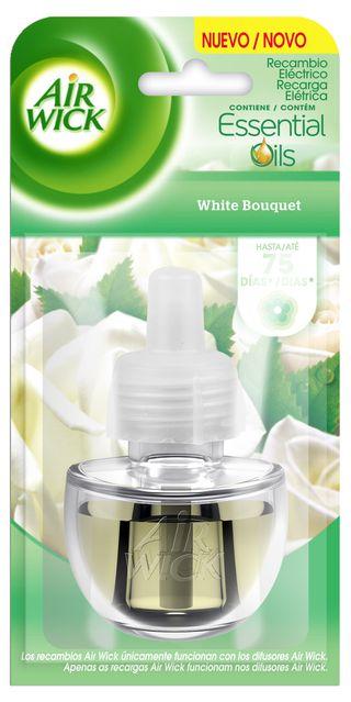 Elétrico Recarga White Bouquet