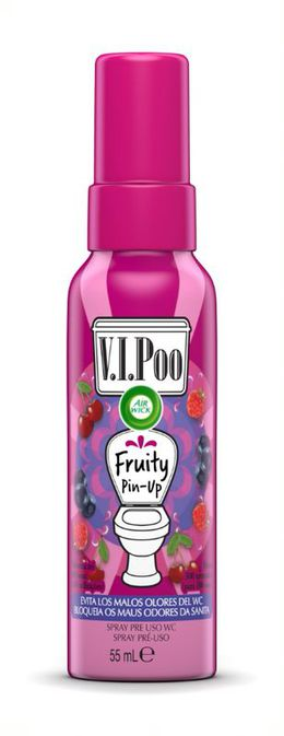 Air Wick VIPoo Spray para el WC Frutas del bosque