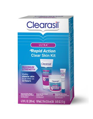 Ultra® Rapid Action Clear Skin Kit