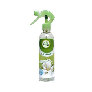 Aqua Mist - White Flower