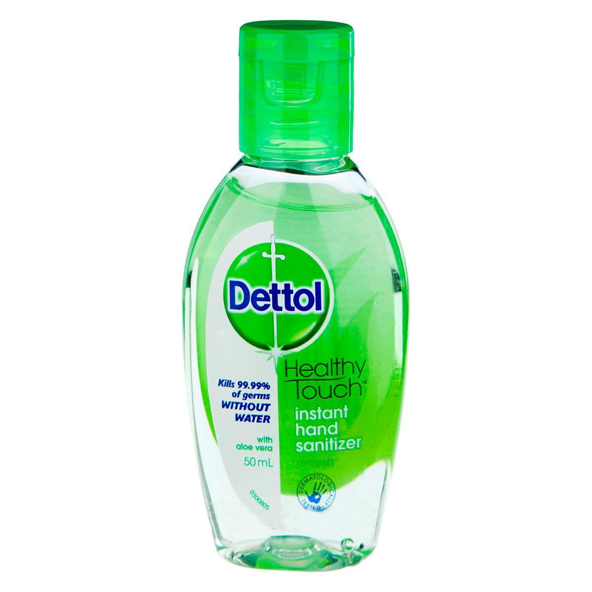 Topcare Antibacterial Hand Sanitizer With Vitamin E 8 Fl Oz