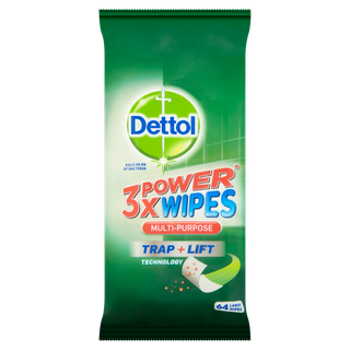 Dettol 3x Power Multipurpose Wipes