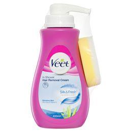 Veet In Shower Cream Sensitive 400ml