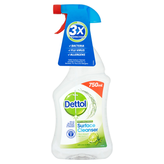 Dettol Antibacterial Surface Cleanser - Lime & Mint