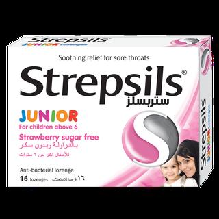 Strepsils جونيور