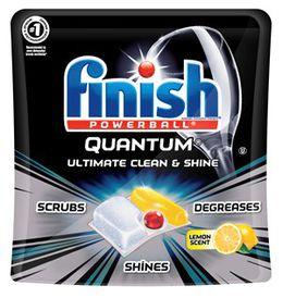 Finish Quantum Lemon Scent