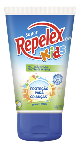 REPELEX KIDS GELl - 133ml