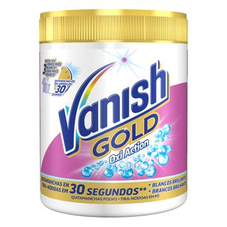 Vanish Gold Oxi Action White  Pó