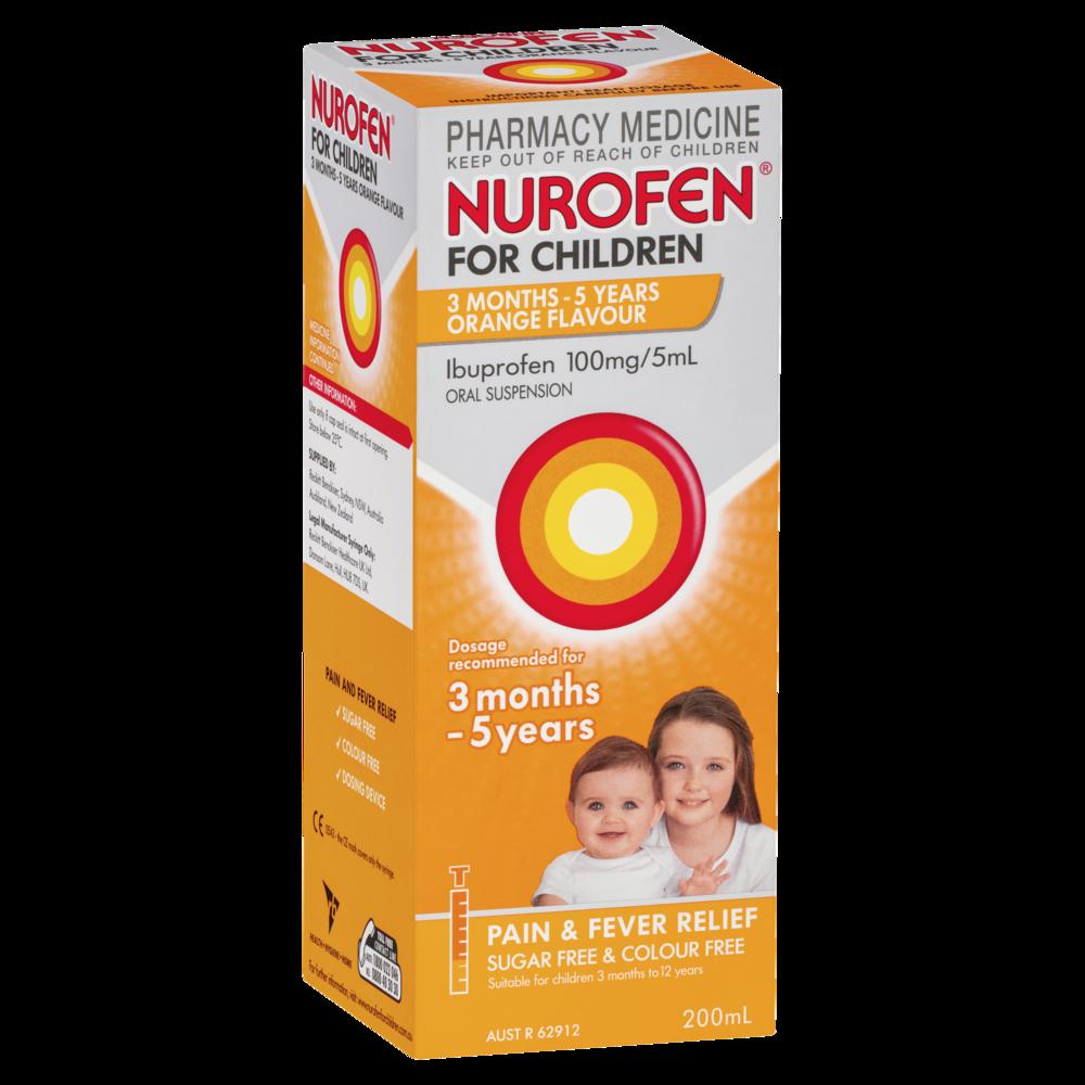 fdf5e60db Nurofen For Children 3 Months+