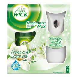 Air Wick Freshmatic Max Starter Kit Freesia & Jasmine 250 ml