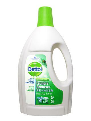 滴露衣物消毒劑 - 松木香味1.2L