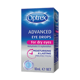 Optrex Advanced Eye Drops
