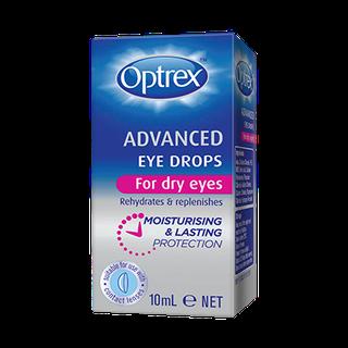 Optrex Advanced Eye Drops