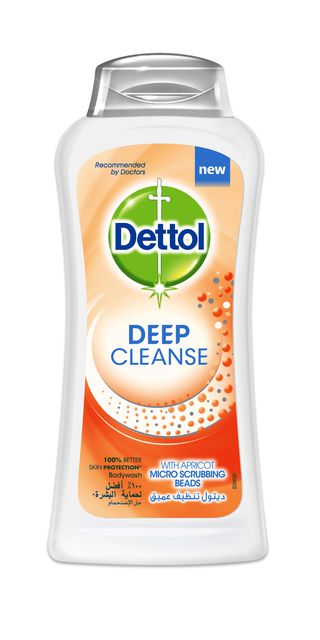 Dettol Deep Cleanse Shower Gel 250ml