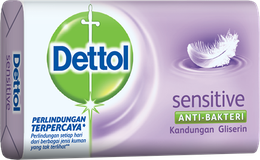 Sabun Anti Bakteri Dettol Sensitive