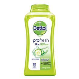 Dettol Lasting Fresh Antibacterial Body Wash