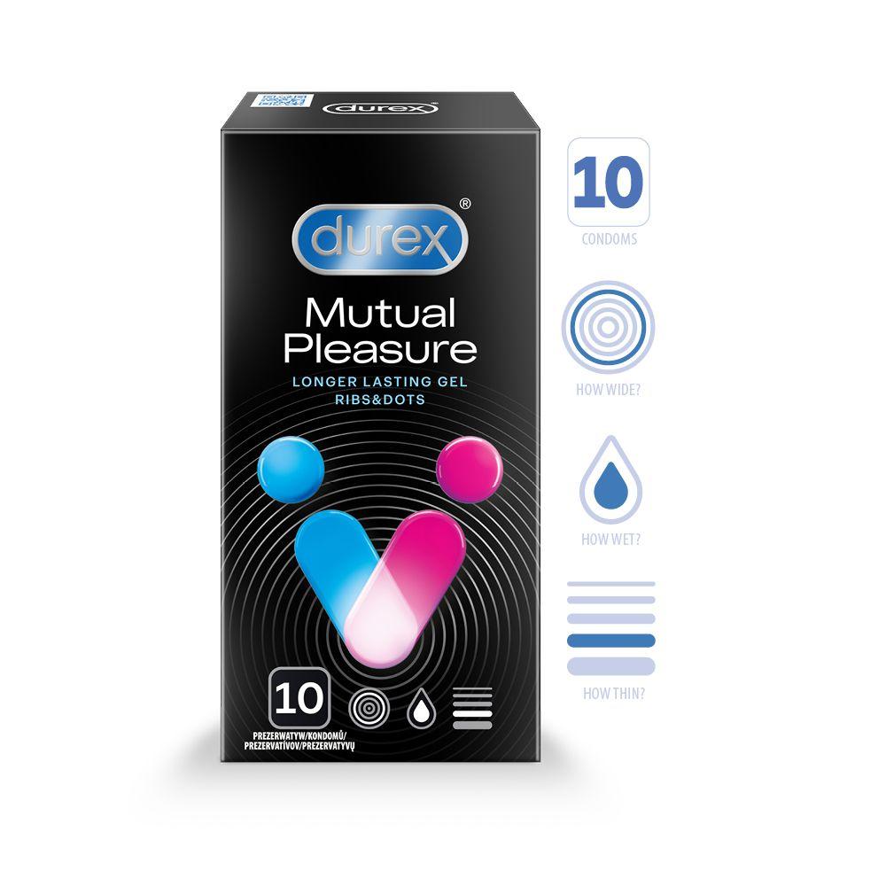 DUREX Mutual Pleasure N10