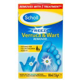Scholl Freeze Verruca & Wart Remover