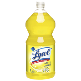 Lysol Superfices Desinfectante Limón 1800 ml