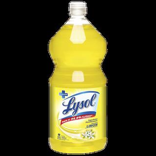 Lysol® Superficies Desinfectantes Limón 1800 ml