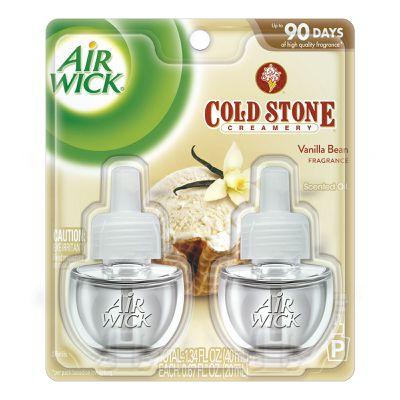 Vanilla Cold Stone 174 Scented Oil Air Wick 174
